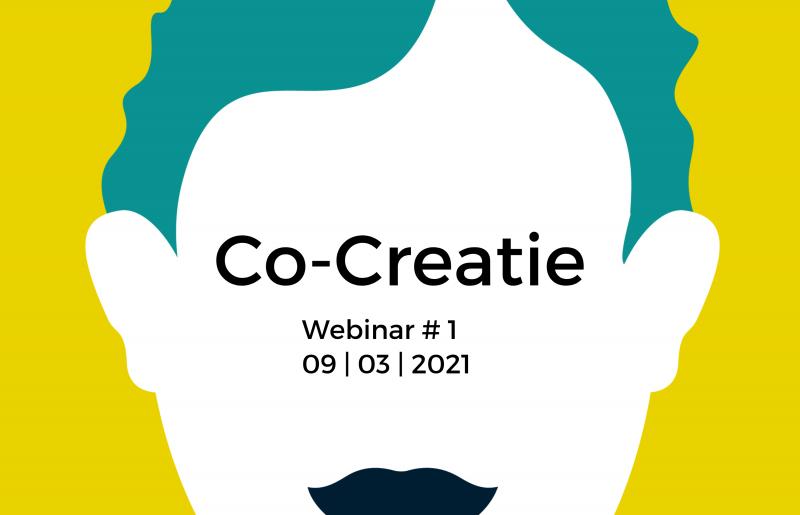 Terugkijken: het webinar Co-Creatie